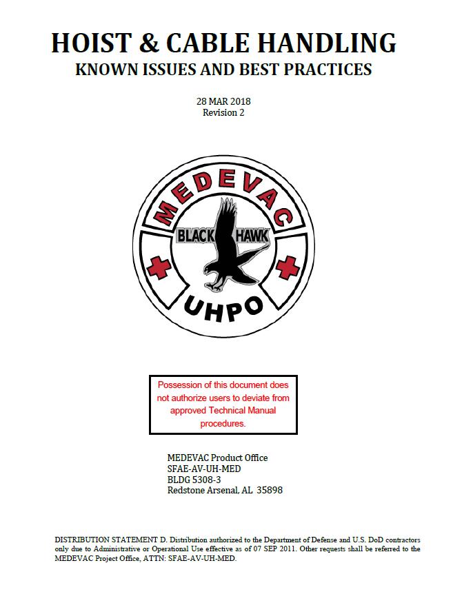 PD MEDEVAC Best Practices Paper